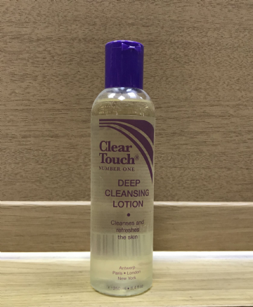 CLEAR TOUCH DEEP CLEANSING LOTION - 250ml